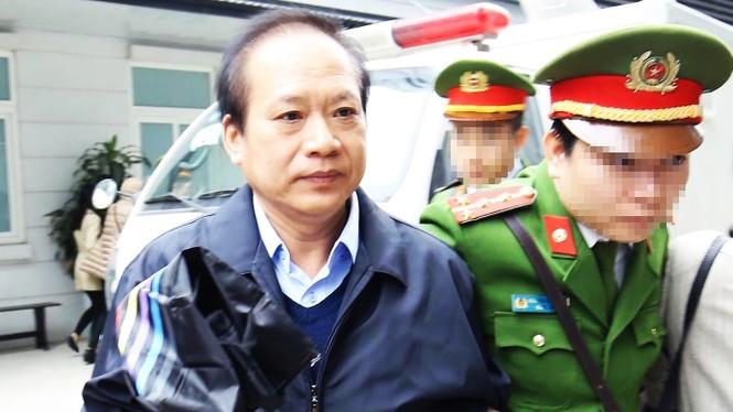 Cựu Bộ trưởng Nguyễn Bắc Son nhận án chung thân, Trương Minh Tuấn 14 năm tù - ảnh 3