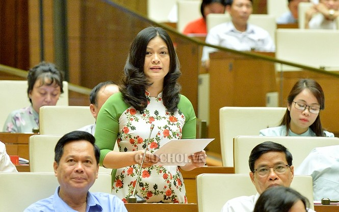 Vụ gian lận điểm thi tại Hà Giang: Vợ ông Triệu Tài Vinh bị kỷ luật  - ảnh 1