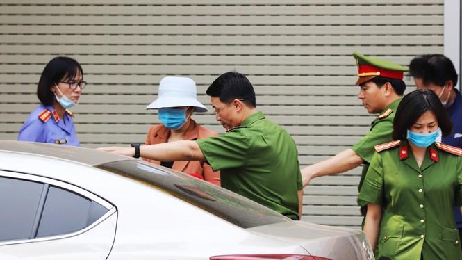 Bắt giam nguyên Giám đốc Sở Y tế tỉnh Sơn La - ảnh 1