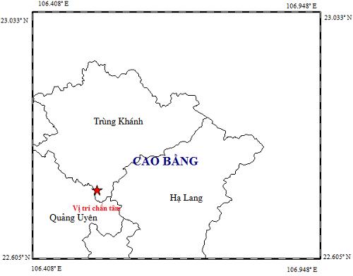 động đất ở Hà Nội - ảnh 1