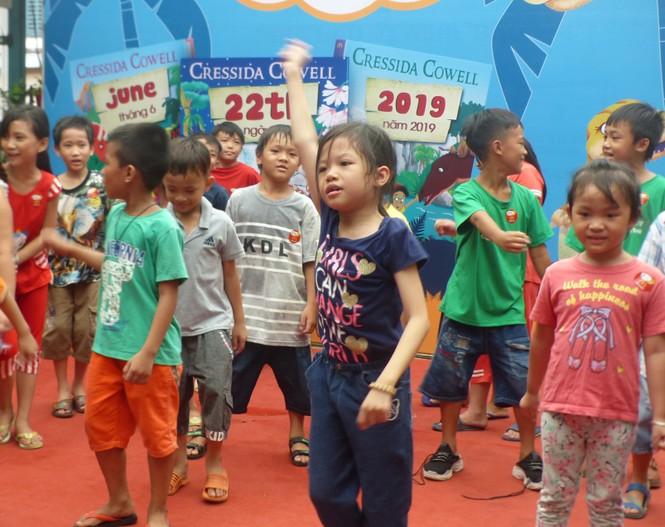 Trên 300 trẻ Mái ấm tình thương tham gia 'Ngày hội đọc sách' hè 2019 - ảnh 2