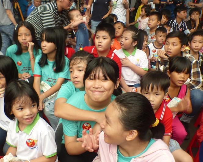 Trên 300 trẻ Mái ấm tình thương tham gia 'Ngày hội đọc sách' hè 2019 - ảnh 1