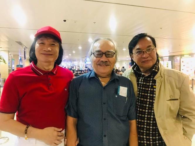 Thanh Tuấn, Minh Vương bay sớm ra Hà Nội để nhận danh hiệu NSND  - ảnh 1