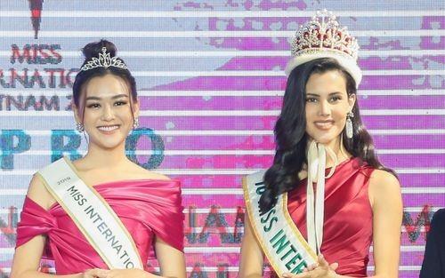 Á hậu Tường San chính thức được đề cử đi thi Hoa hậu Quốc tế 2019 - ảnh 3