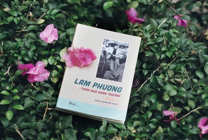 Nhạc sĩ Lam Phương đang chữa bệnh ở Mỹ, xúc động nhận được sách viết về mình - ảnh 1