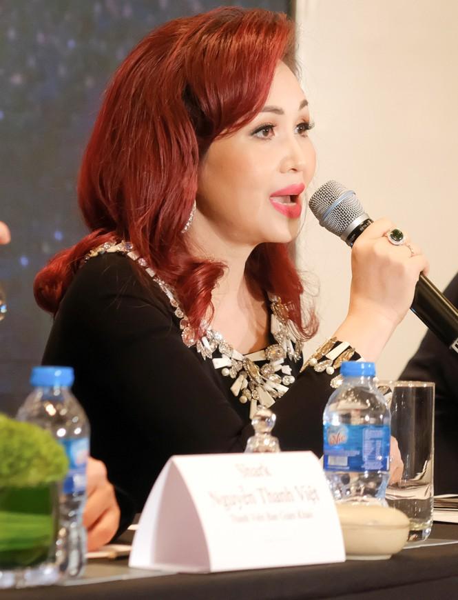 Cuộc thi 'Hoa hậu Doanh nhân Việt Nam - Quốc tế' cho phép phẫu thuật y tế   - ảnh 3