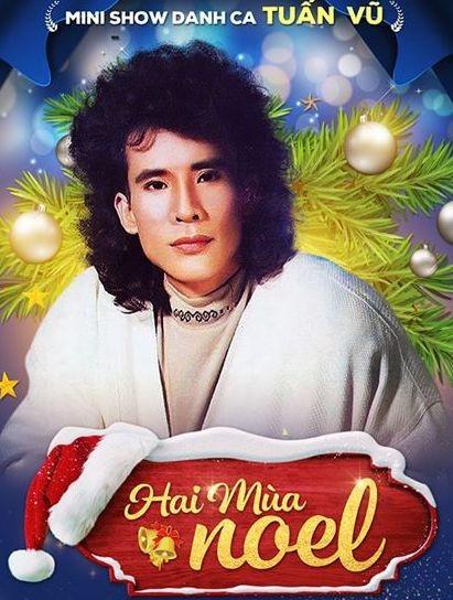 Tối nay, Tuấn Vũ hát '2 mùa Noel' giữa Sài Gòn - ảnh 2
