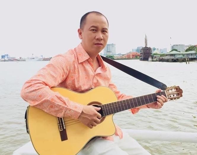 Con trai nhạc sỹ Thế Hiển tiếp bước cha tại chương trình 'Sắt son niềm tin với Đảng' - ảnh 3