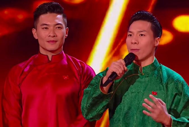 Anh em 'Hoàng tử xiếc' thể hiện 'sức mạnh đôi tay' từng trình diễn ở Britain's Got Talent - ảnh 2