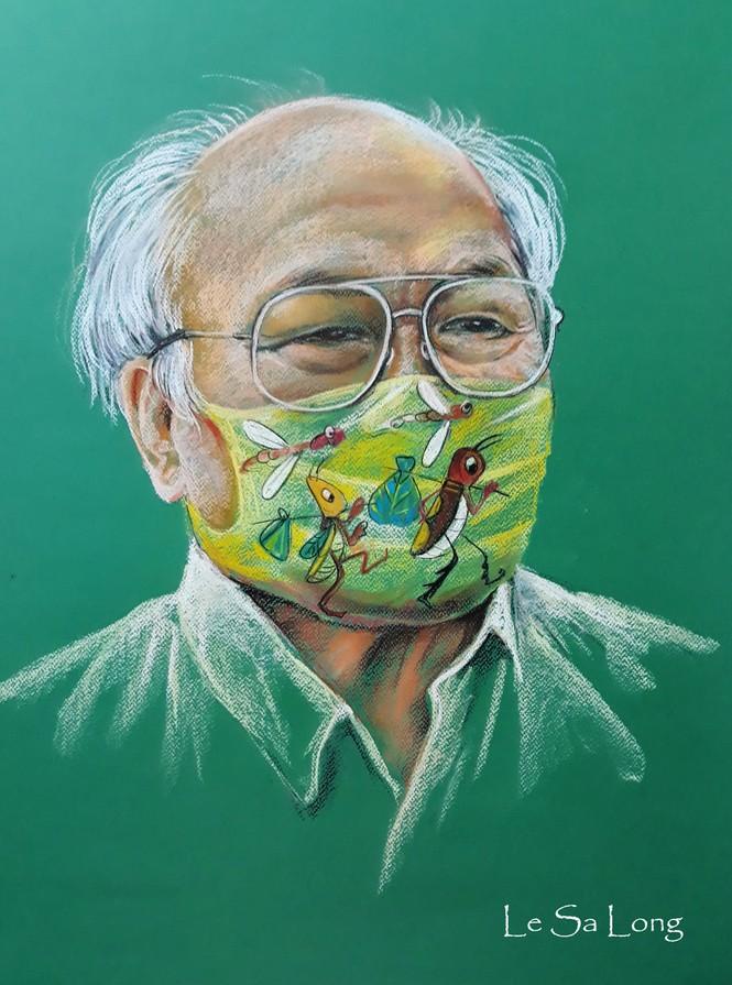 Sáng nay, 'tứ đại mỹ nhân' nổi tiếng thế giới đeo khẩu trang xuống phố Sài Gòn - ảnh 6
