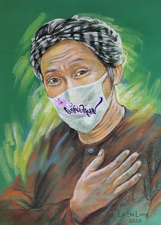 Sáng nay, 'tứ đại mỹ nhân' nổi tiếng thế giới đeo khẩu trang xuống phố Sài Gòn - ảnh 7