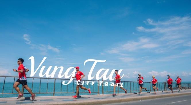 Lần đầu tiên, TP Vũng Tàu tổ chức giải chạy bộ kết hợp leo núi và trồng cây xanh - ảnh 1
