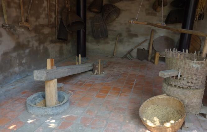 Độc đáo căn nhà truyền thống của đồng bằng Bắc bộ ở TP.HCM - ảnh 6