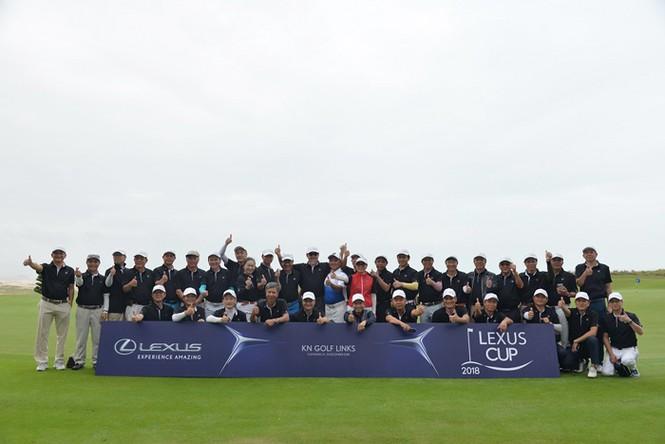 Hành trình trải nghiệm đẳng cấp cùng giải Golf Lexus Cup 2018 - ảnh 14