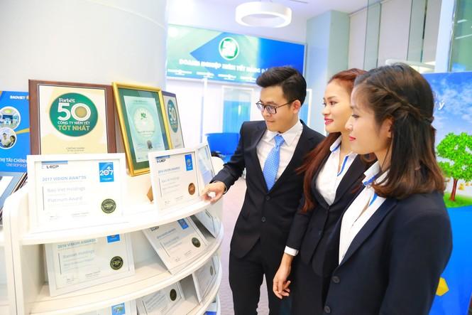 Bảo Việt giữ vững số 1 bảo hiểm nhân thọ và phi nhân thọ - ảnh 1
