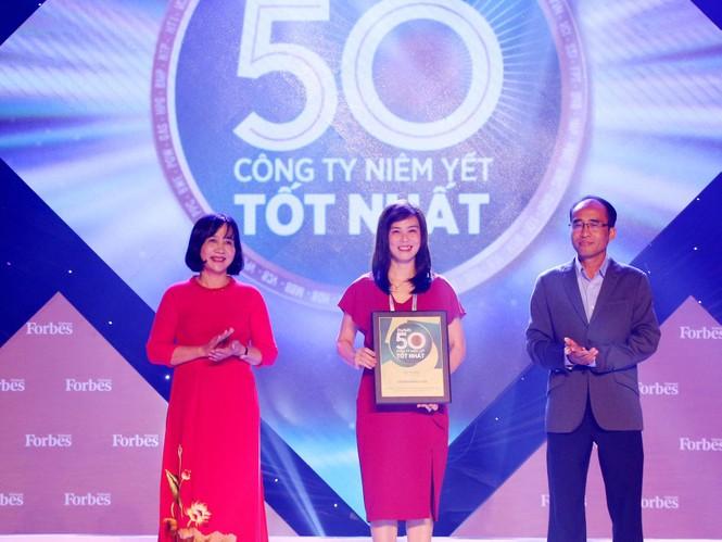Bảo Việt 8 năm lọt Top 50 công ty niêm yết tốt nhất năm 2020 - ảnh 1