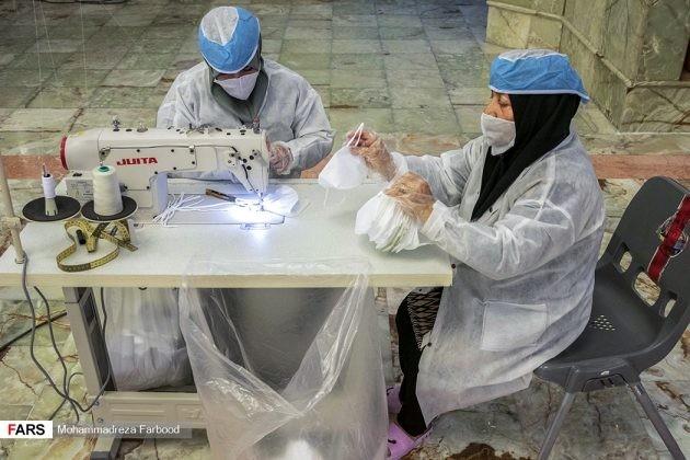 Xưởng sản xuất khẩu trang đẹp nhất thế giới - ảnh 3