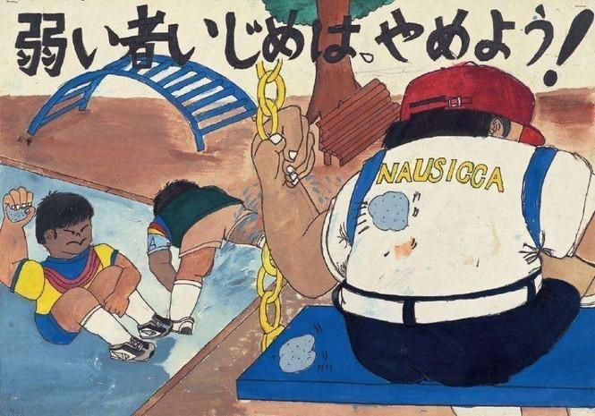 Họa sĩ Nhật Bản ra đi ở tuổi 31 để lại hơn 200 bức tranh nổi tiếng ám ảnh toàn nhân loại - ảnh 1