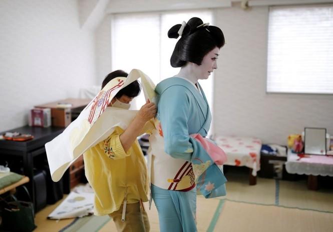 Nghề Geisha ở Nhật Bản