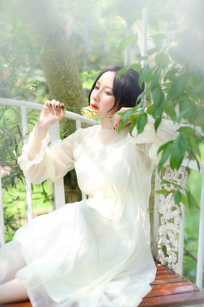 Nữ sinh báo chí đam mê ca hát, trưởng thành từ những khó khăn - ảnh 6