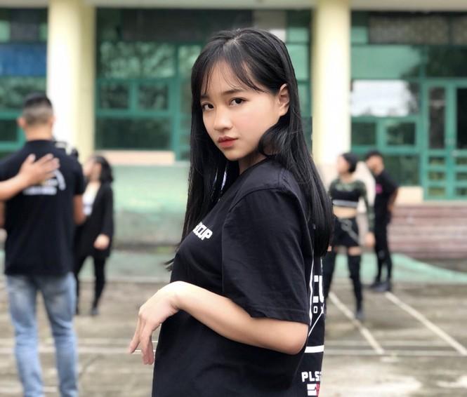 Nữ sinh ngành Luật đam mê ca hát, quyết tâm giảm 10kg để không bị body shaming - ảnh 3