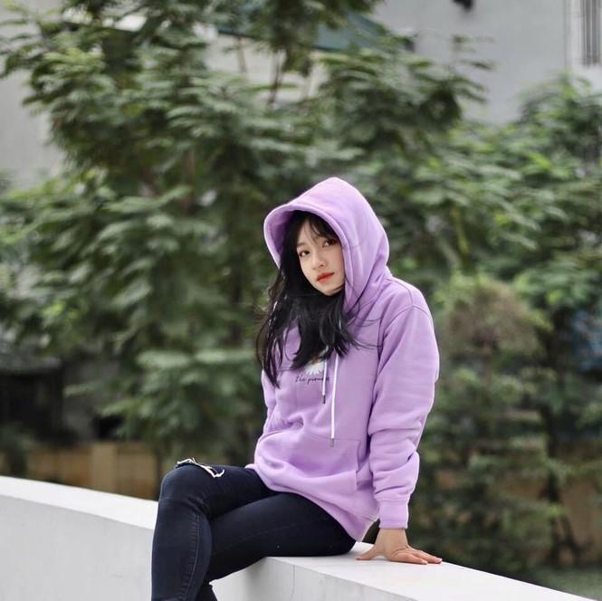Nữ sinh ngành Luật đam mê ca hát, quyết tâm giảm 10kg để không bị body shaming - ảnh 5