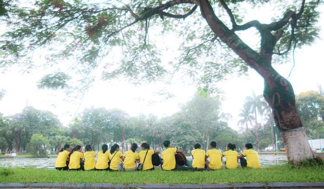 Học viện Nông nghiệp Việt Nam - nơi viết tiếp câu chuyện tuổi trẻ của bao thế hệ sinh viên - ảnh 3