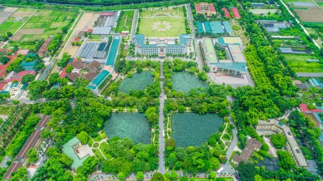 Học viện Nông nghiệp Việt Nam - nơi viết tiếp câu chuyện tuổi trẻ của bao thế hệ sinh viên - ảnh 4