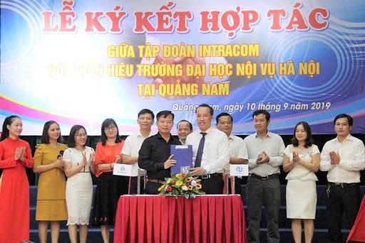 Đến trường ĐH Nội vụ Hà Nội Phân hiệu tại Quảng Nam – Đà Nẵng để học tập, khám phá du lịch - ảnh 11