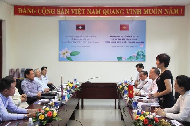 Đến trường ĐH Nội vụ Hà Nội Phân hiệu tại Quảng Nam – Đà Nẵng để học tập, khám phá du lịch - ảnh 12