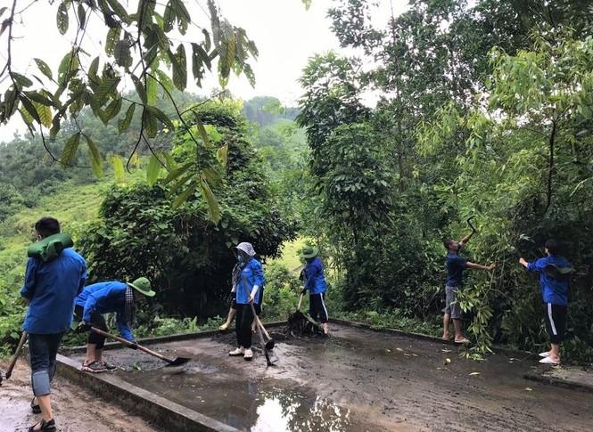 Tháng Bảy tri ân: Chuỗi hoạt động ý nghĩa của tuổi trẻ trường Đại học Y Dược Thái Nguyên - ảnh 11