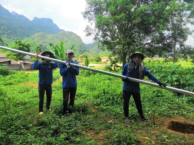 Tháng Bảy tri ân: Chuỗi hoạt động ý nghĩa của tuổi trẻ trường Đại học Y Dược Thái Nguyên - ảnh 12
