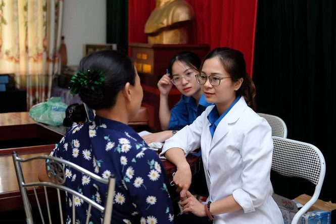 Tháng Bảy tri ân: Chuỗi hoạt động ý nghĩa của tuổi trẻ trường Đại học Y Dược Thái Nguyên - ảnh 1