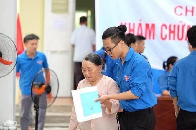 Tháng Bảy tri ân: Chuỗi hoạt động ý nghĩa của tuổi trẻ trường Đại học Y Dược Thái Nguyên - ảnh 2