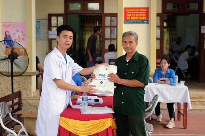 Tháng Bảy tri ân: Chuỗi hoạt động ý nghĩa của tuổi trẻ trường Đại học Y Dược Thái Nguyên - ảnh 3