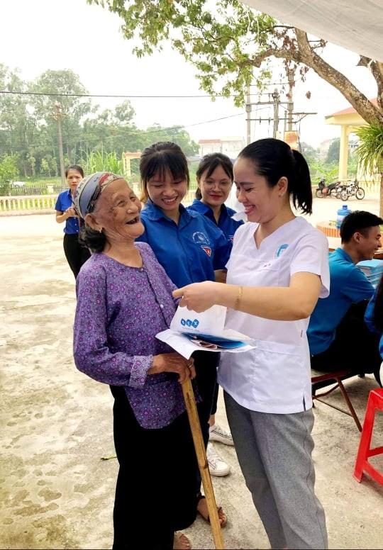 Tháng Bảy tri ân: Chuỗi hoạt động ý nghĩa của tuổi trẻ trường Đại học Y Dược Thái Nguyên - ảnh 4