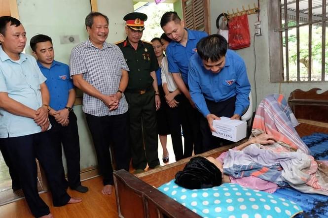 Tháng Bảy tri ân: Chuỗi hoạt động ý nghĩa của tuổi trẻ trường Đại học Y Dược Thái Nguyên - ảnh 5
