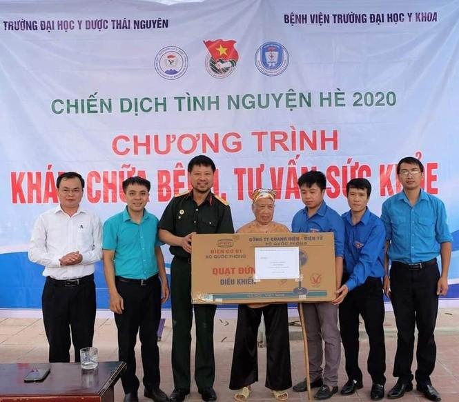 Tháng Bảy tri ân: Chuỗi hoạt động ý nghĩa của tuổi trẻ trường Đại học Y Dược Thái Nguyên - ảnh 6