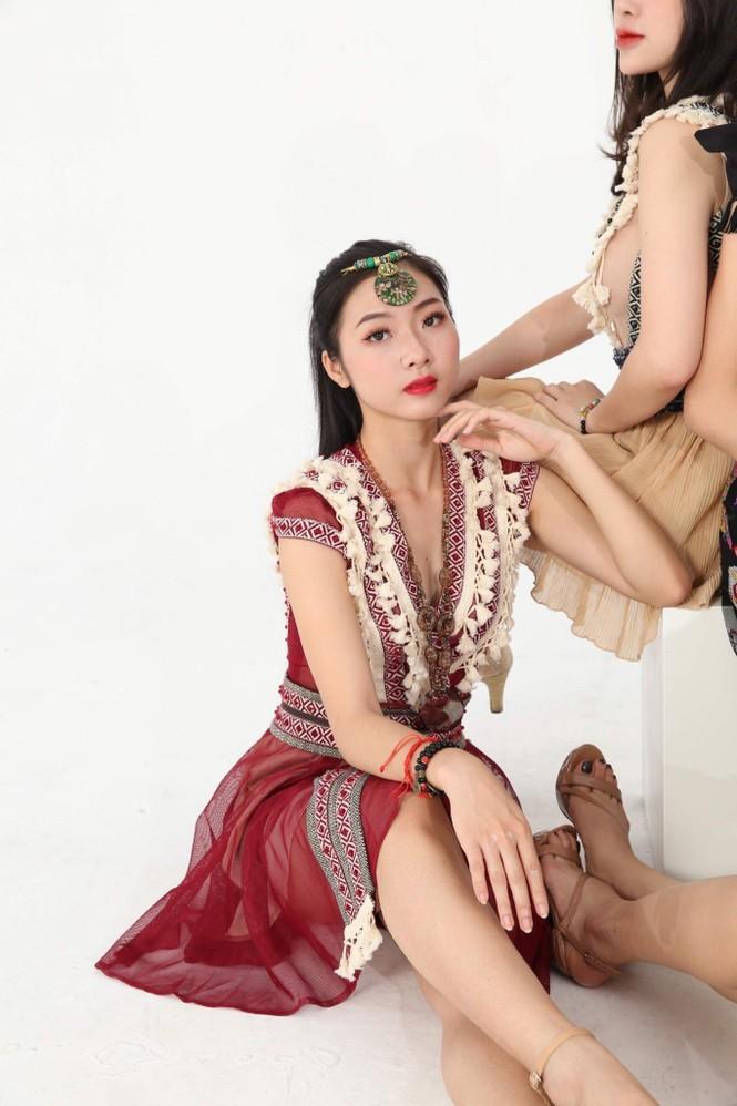 Nữ sinh Quảng Bình đam mê tận cùng với nghề múa - ảnh 9