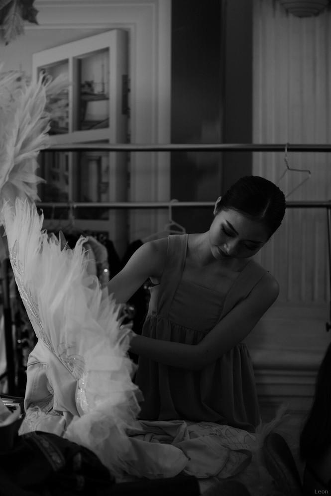 Nữ sinh Quảng Bình đam mê tận cùng với nghề múa - ảnh 10