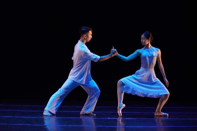 Nữ sinh Quảng Bình đam mê tận cùng với nghề múa - ảnh 11