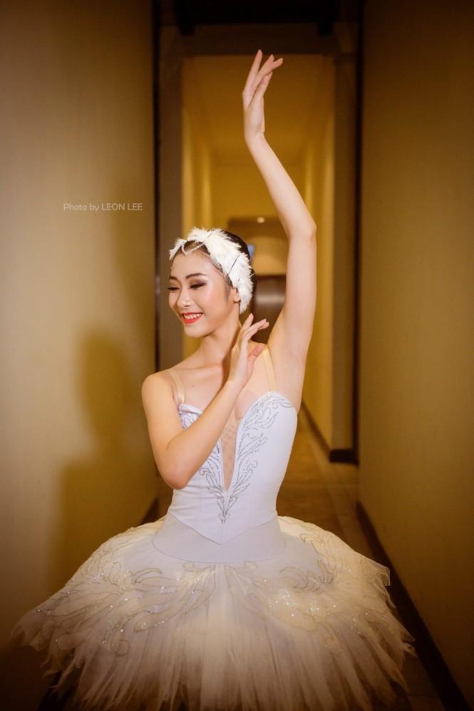 Nữ sinh Quảng Bình đam mê tận cùng với nghề múa - ảnh 1