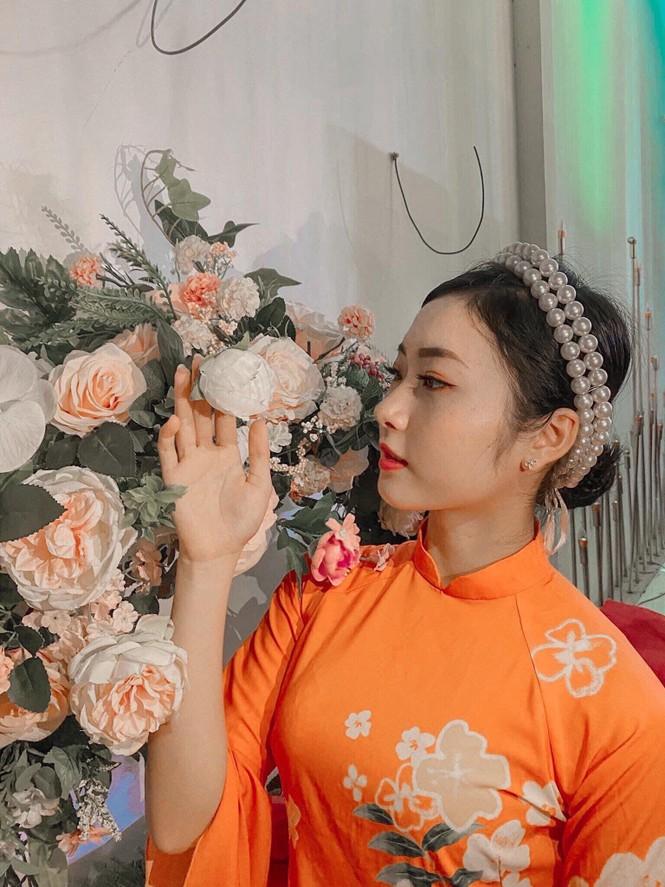 Nữ sinh Quảng Bình đam mê tận cùng với nghề múa - ảnh 4