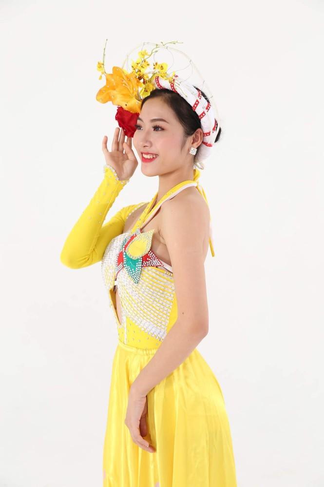 Nữ sinh Quảng Bình đam mê tận cùng với nghề múa - ảnh 5