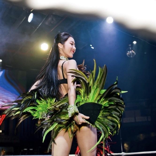Nữ sinh Quảng Bình đam mê tận cùng với nghề múa - ảnh 14