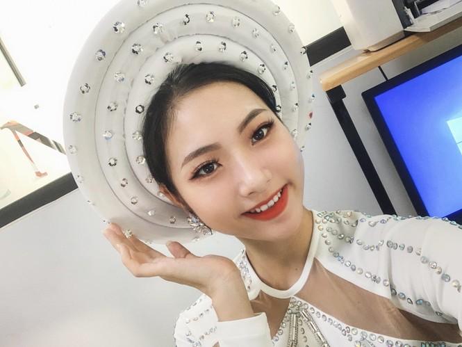 Nữ sinh Quảng Bình đam mê tận cùng với nghề múa - ảnh 8