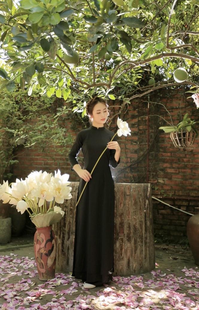Hoa khôi tình nguyện luôn mong muốn lan tỏa tình thương - ảnh 15