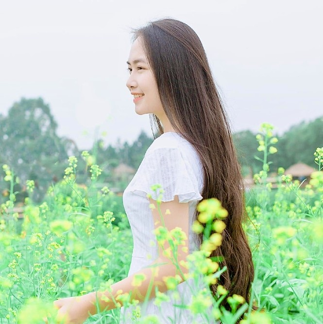 Hoa khôi tình nguyện luôn mong muốn lan tỏa tình thương - ảnh 2