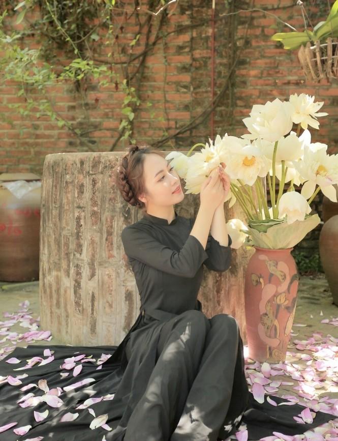 Hoa khôi tình nguyện luôn mong muốn lan tỏa tình thương - ảnh 6