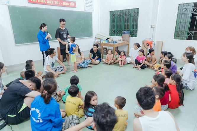 Mùa hè xanh tình nguyện của tuổi trẻ trường Đại học Thương Mại - ảnh 24